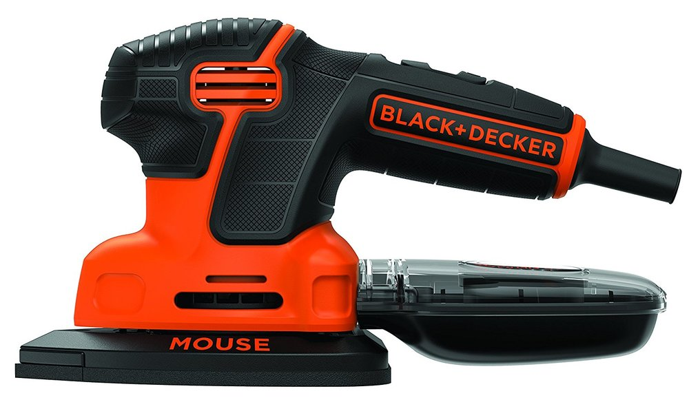 diy renovation tools black and decker mouse sander