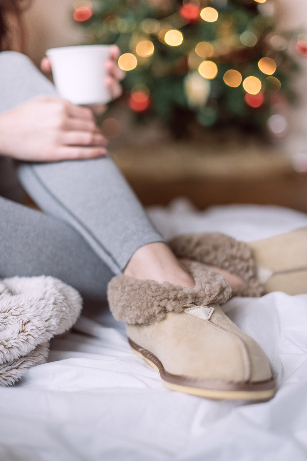 Celtic & Co Bootee Slippers Country Blogger review