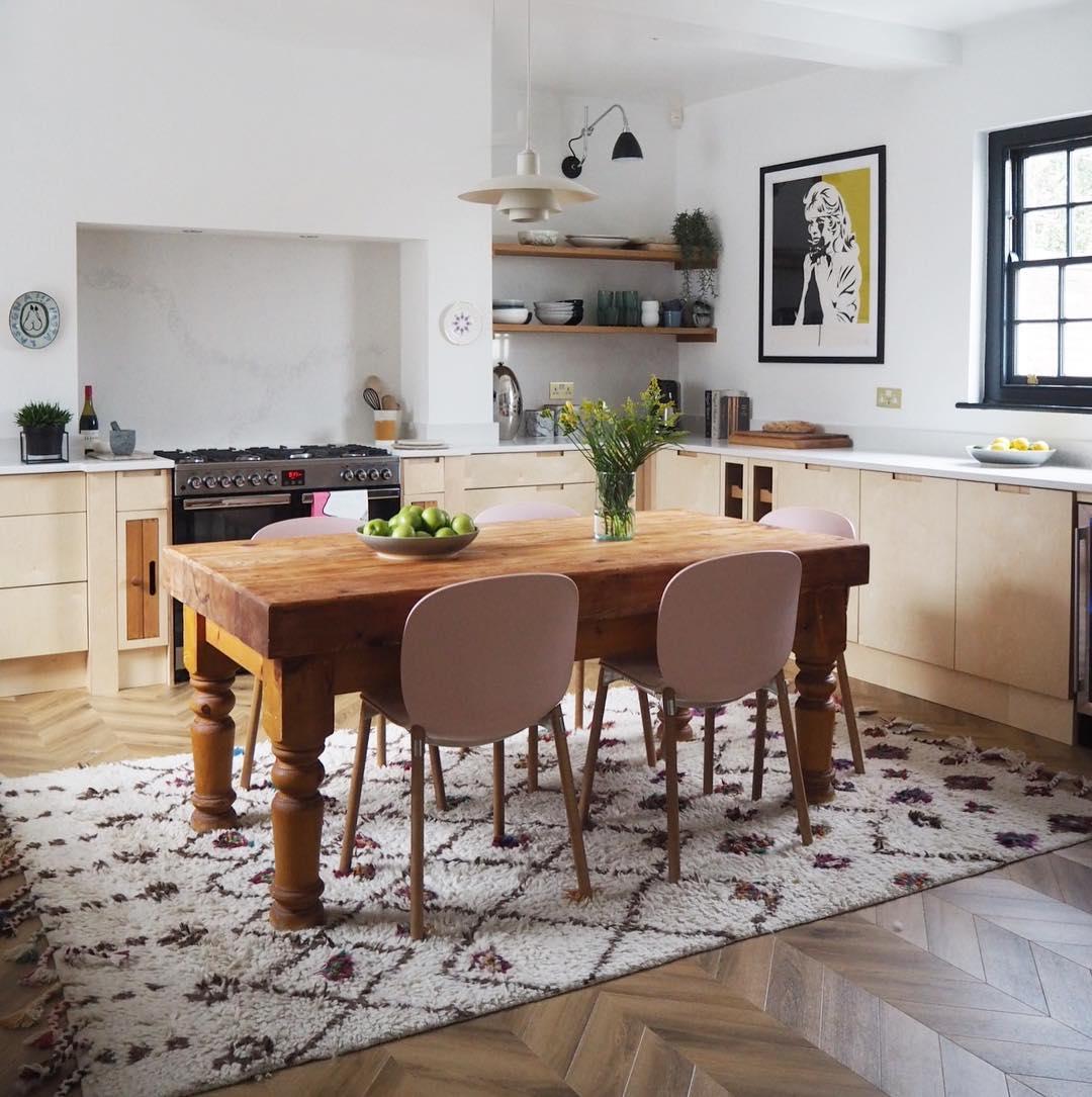 9 Insta-worthy kitchen diner ideas  Fifi McGee  Interiors +