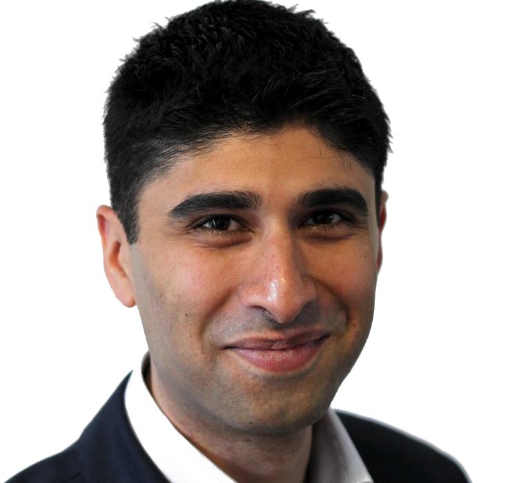 Neville Dastur | Co-founder & CTO