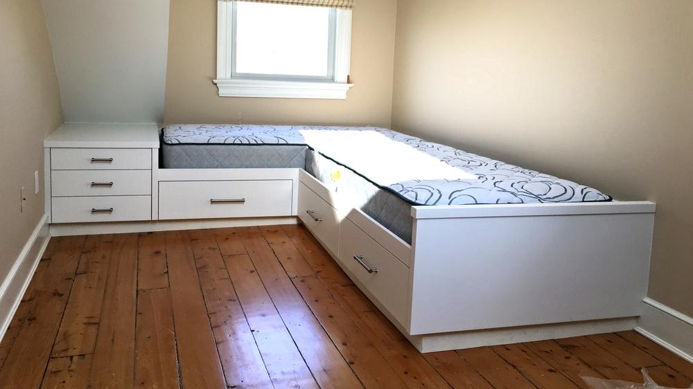 L Shaped Twin Beds Best L Shaped Beds Ideas On Pinterest