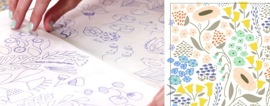 Learn to sketch out and digitize your ideas