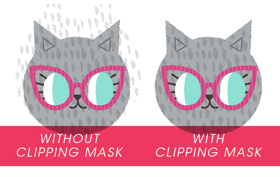 Check out this  tutorial on clipping masks in Photoshop  by the Nectar Collective that is really useful especially for bloggers!