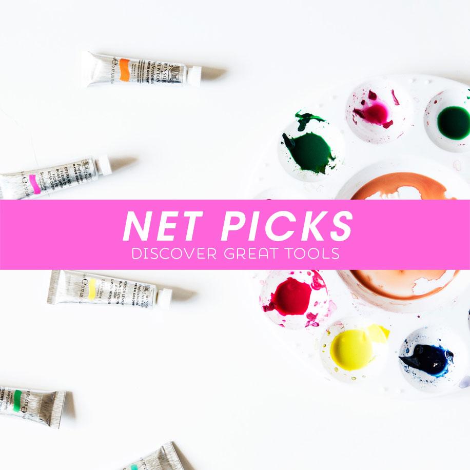 Net Picks - My favorite digital tools