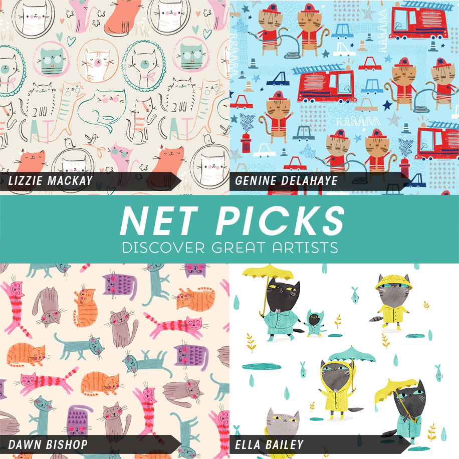 Net Picks - MeWow Cute cat inspired designs