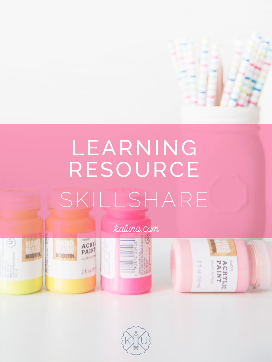 Learning Resource Skillshare
