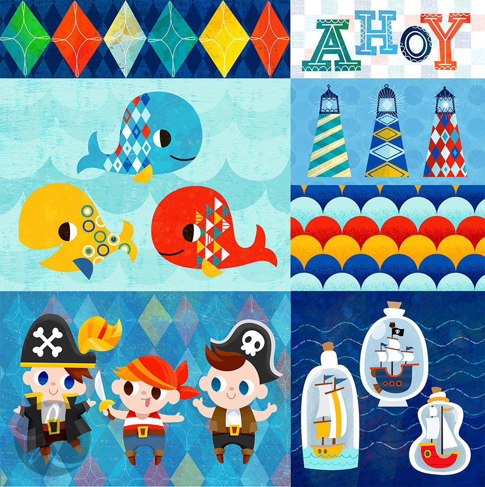 Nautical kids