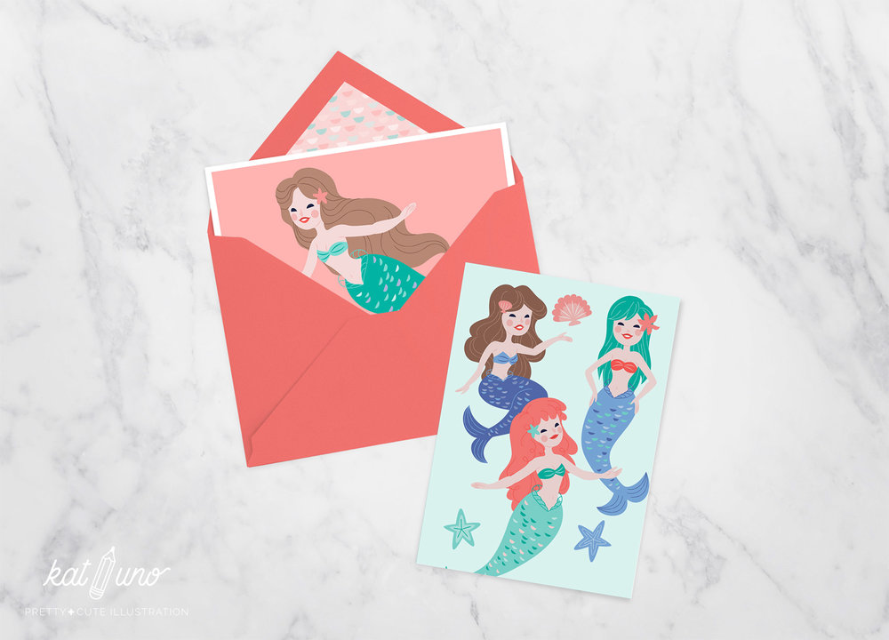 Create your own stationery!