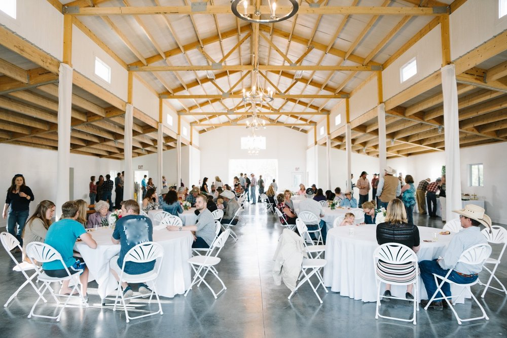 Colorado Barn Wedding Venue
