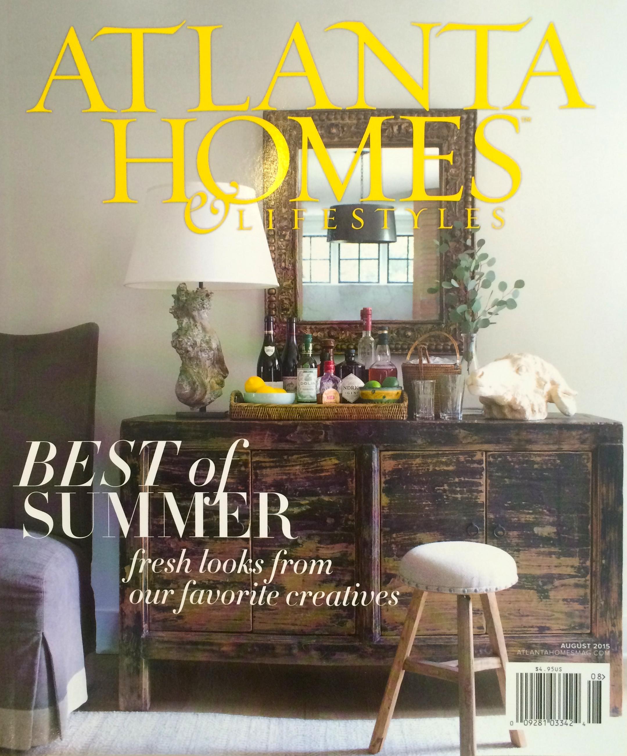 atlanta homes lifestyles august 2015 lee kleinhelter interior
