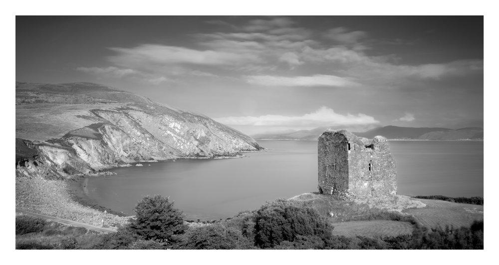Minard castle 2