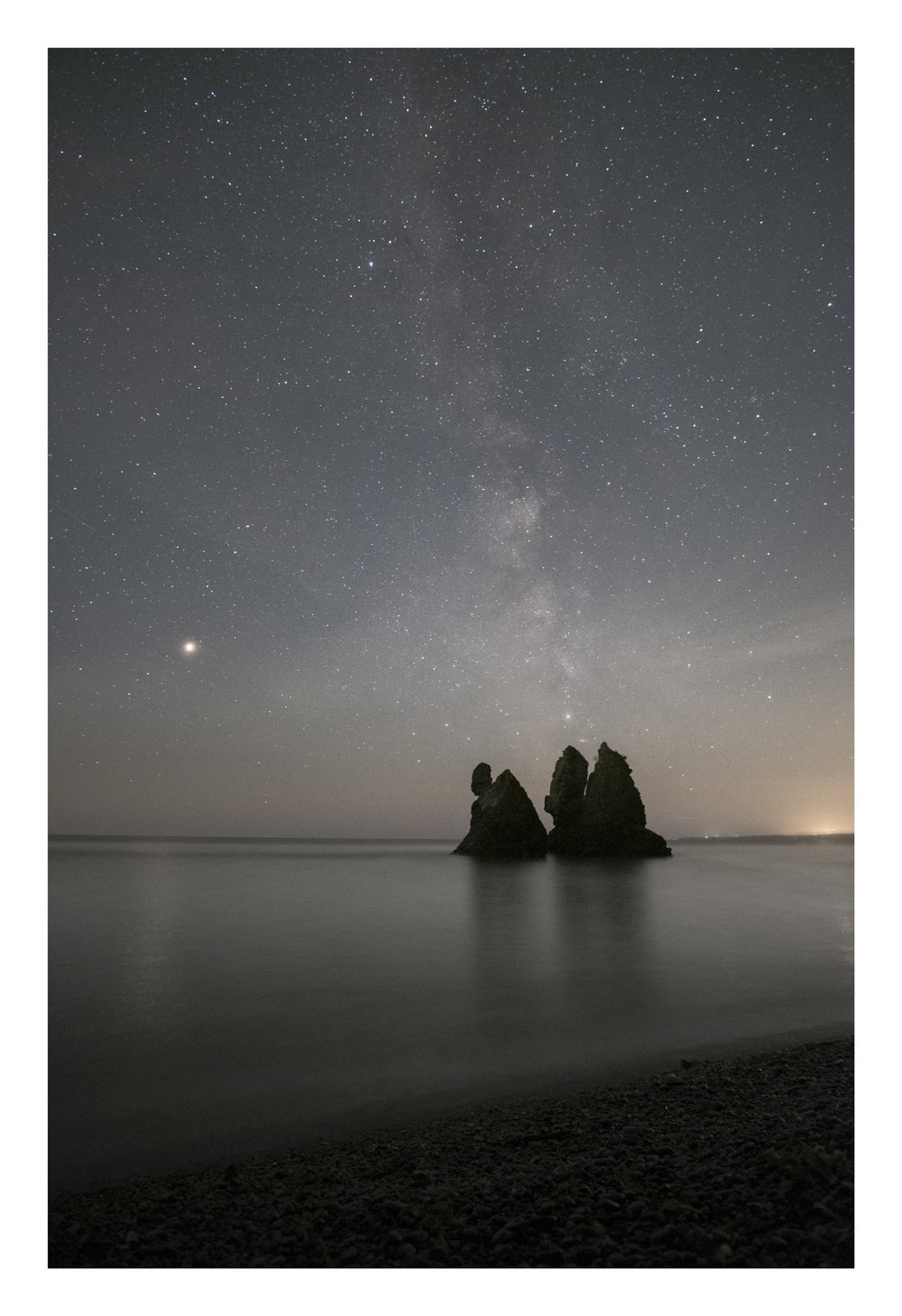 Milkyway 5 copper coast astrophotography