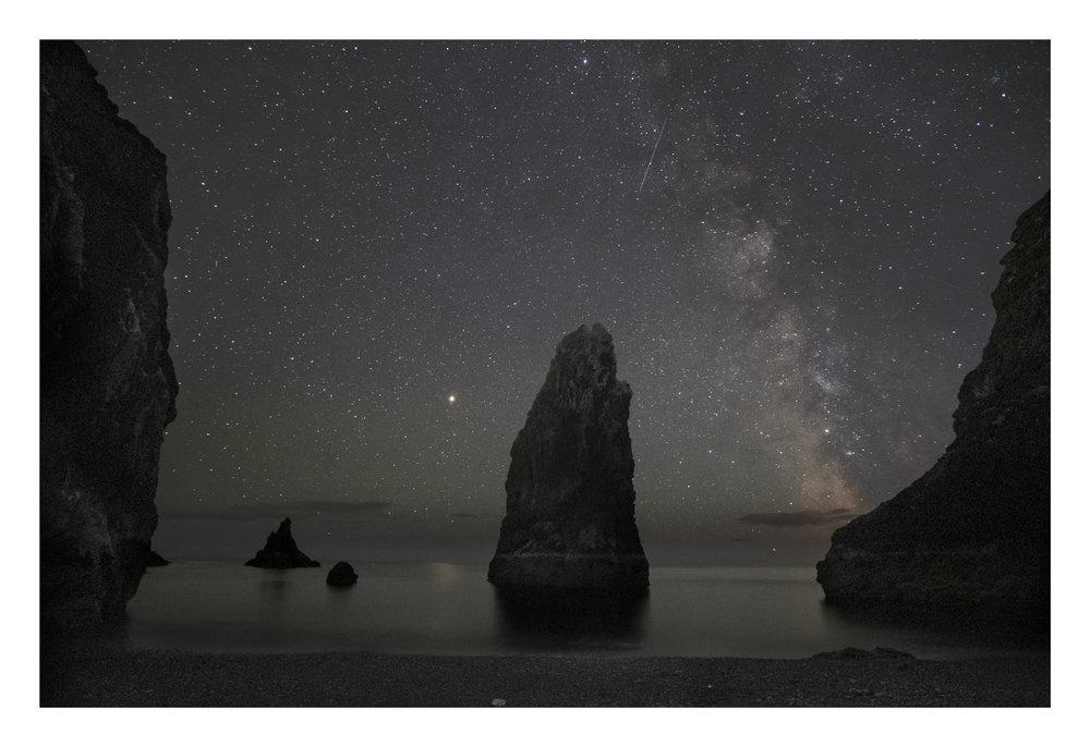 Milkyway 7 copper coast astrophotography