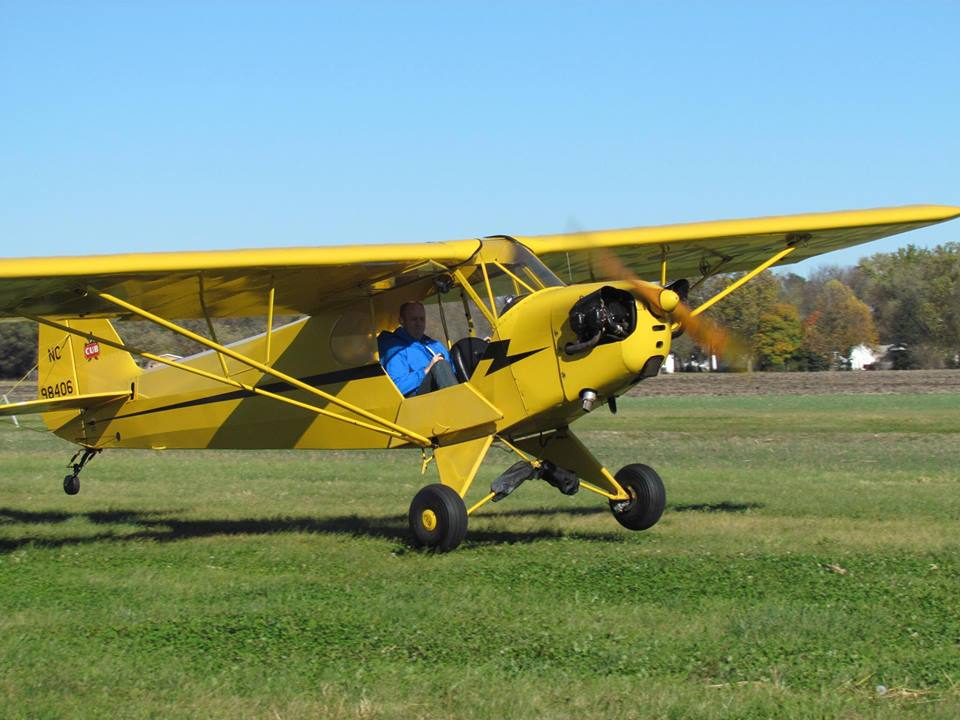 Pilot in Command: 1946 Piper J-3 Cub