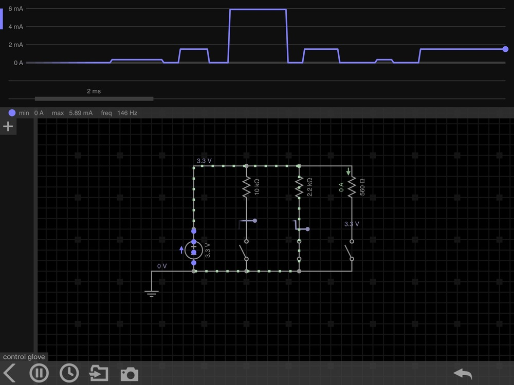 EveryCircuit: a pretty iPad app I'm testing for circuit design