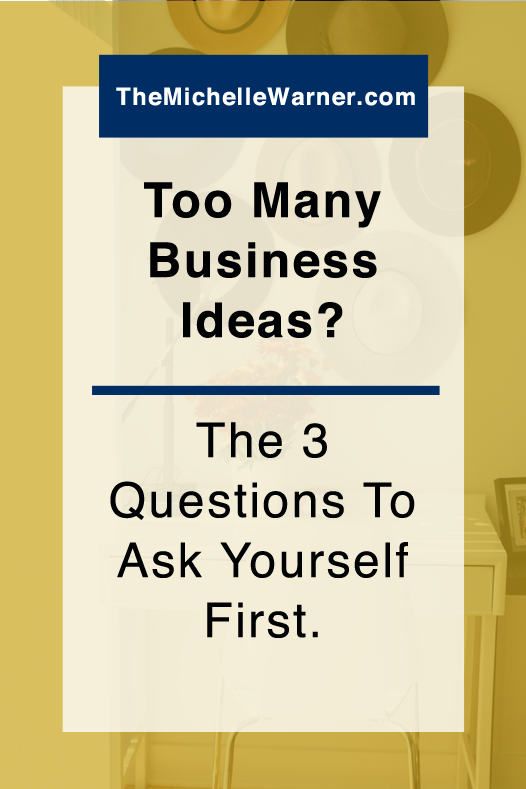 Did you start a business and now you're feeling a little lost as to where to go? You may have forgotten to ask one of the 3 common questions entrepreneurs skip all the time. Click through to find out what they are.