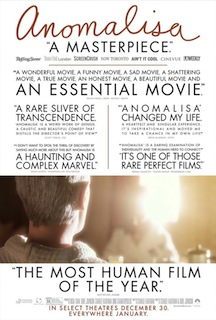 Anomalisa (2015) - Movie Review