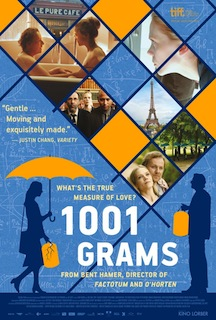 1001 Grams (2014) - Movie Review