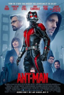 Ant-Man (2015) - Movie Review