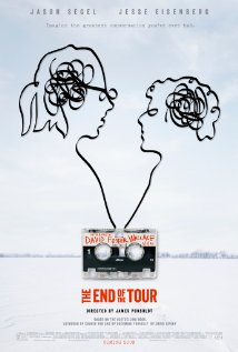 The End of the Tour (2015) - Movie Review