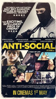 Anti-Social (2015) - Movie Review