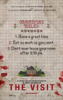 The Visit (2015) - Movie Review