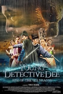 Young Detective Dee: Rise of the Sea Dragon (2013) - Movie Review