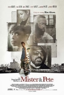 The Inevitable Defeat of Mister and Pete (2013) - Movie Review