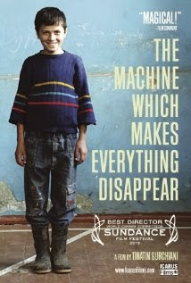 The Machine Which Makes Everything Disappear (2012) - Movie Review