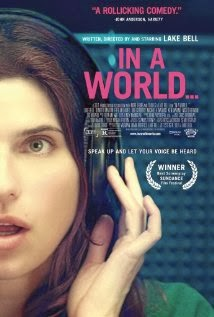 In a World (2013) - Movie Review