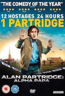 Alan Partridge: Alpha Papa (2013) - Movie Review
