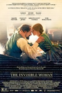 The Invisible Woman (2013) - Movie Review