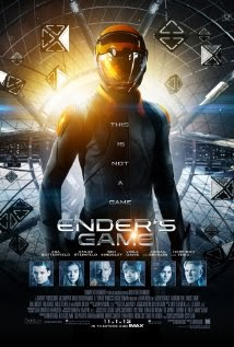 Ender's Game (2013) - Movie Review