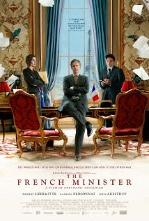 The French Minister (2013) - Movie Review