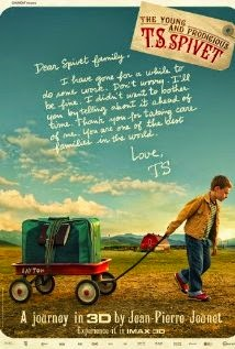 The Young and Prodigious T.S. Spivet (2013) - Movie Review