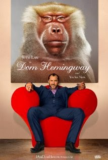 Dom Hemingway (2013) - Movie Review