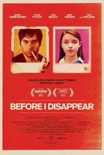 Before I Disappear (2014) - Movie Review