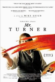 Mr. Turner (2014) - Movie Review