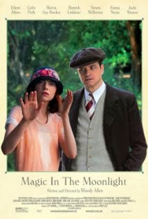 Magic in the Moonlight (2014) - Movie Review