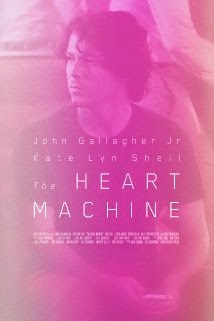 The Heart Machine (2014) - Movie Review