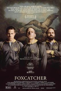 Foxcatcher (2014) - Movie Review