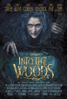 Into the Woods (2014) - Movie Review