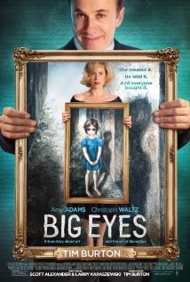 Big Eyes (2014) - Movie Review