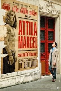 Attila Marcel (2013) - Movie Review