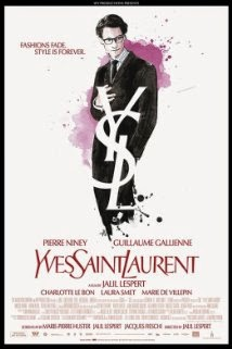 Yves Saint Laurent (2014) - Movie Review