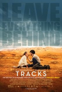 Tracks (2013) - Movie Review