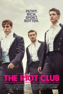 The Riot Club (2014) - Movie Review