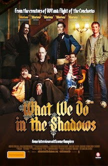 What We Do in the Shadows (2014) - Movie Review