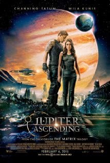 Jupiter Ascending (2015) - Movie Review