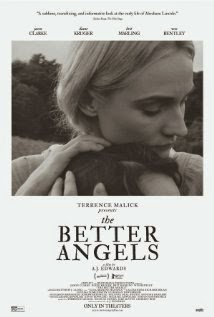 The Better Angels (2014) - Movie Review